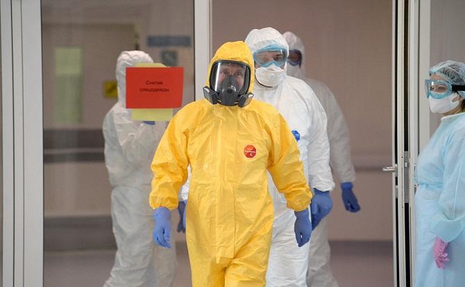 Die Fahrt des Präsidenten ins Infektionskrankenhaus – ein erstes Signal, dass auch in Russland eine echte Gefahr droht? / Foto © kremlin.ru