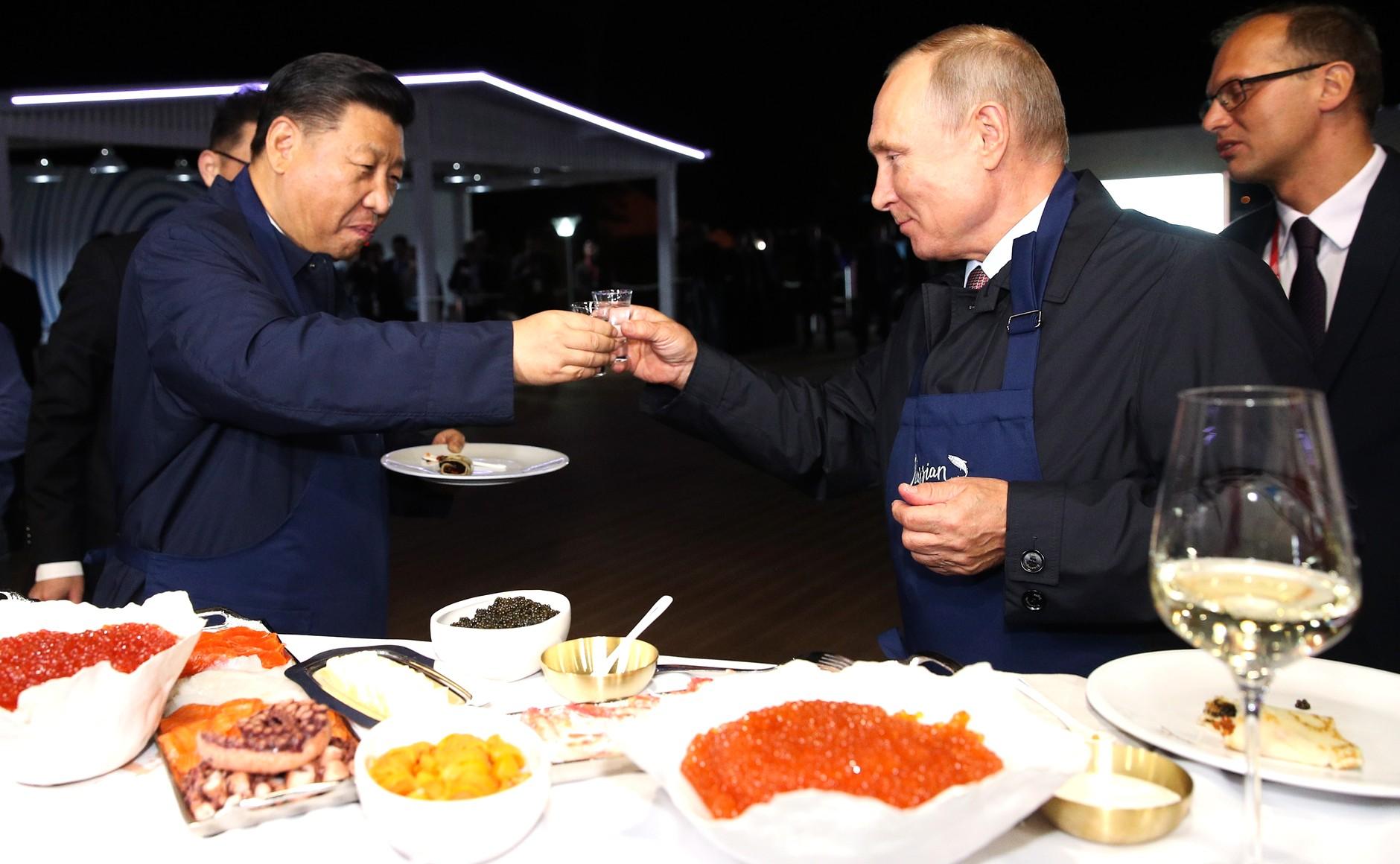 Putin und Xi – Wie tief geht die bromance? / Foto: kremlin.ru