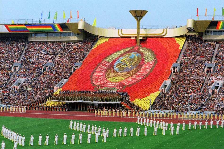In mehrfacher Hinsicht waren die Olympischen Sommerspiele in Moskau trotz der prekären politischen Rahmenbedingungen sogar ausgesprochen erfolgreich. Foto: Valeriy Shustov / Sputnik