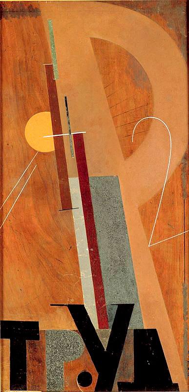 russische abstrakte kunst