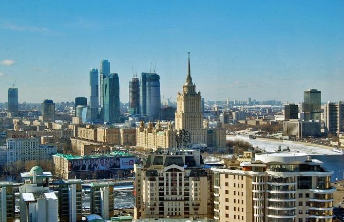 In Russland 1 –  zum Beispiel dem urbanen Russland  – war die Wahlbeteiligung diesmal niedriger als im Jahr 2011 / Foto © Wikipedia unter CC BY-SA 3.0