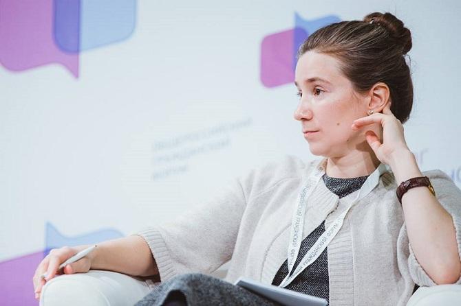 Die Politologin Ekaterina Schulmann über das, was die Jugend heute bewegt / Foto © Ekaterina Schulmann/facebook