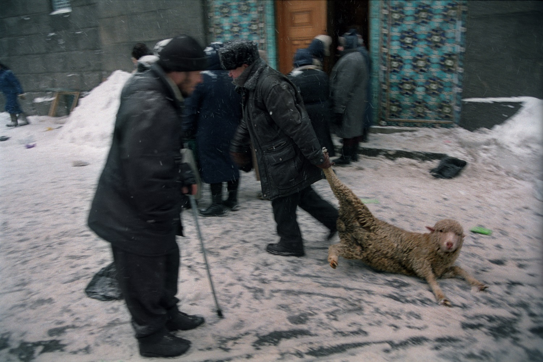 Sankt Petersburg, Russland, 2004