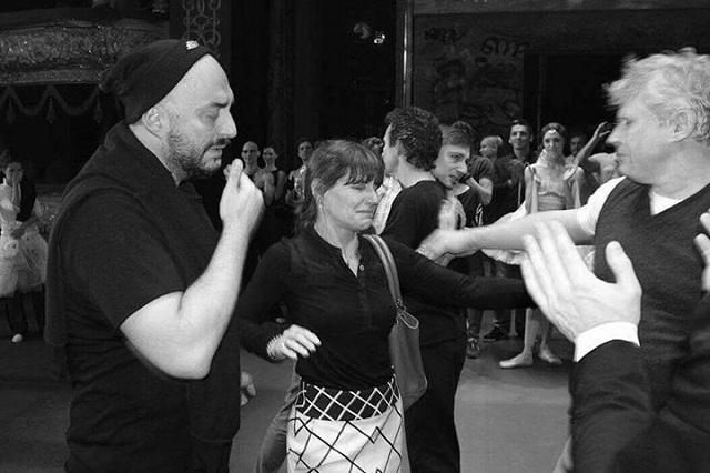 """Tränen am Bolschoi – Warum wurde das lang erwartete Ballett """"Nurejew"""" aufgeschoben? / Foto © Kirill Serebrennikow/Facebook"""