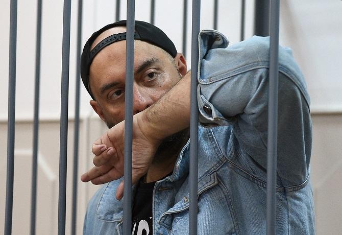 Bis zum 19. Oktober unter Hausarrest – Regisseur Kirill Serebrennikow  / Foto © Anton Belizki