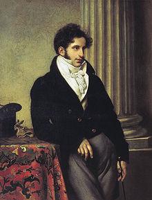S. Uwarow, 1815 / Foto © artsait.ru