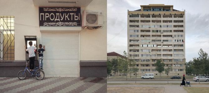 """""""Sich jetzt vorzustellen, dass hier einmal Krieg war, ist absolut unmöglich"""" / Fotos © Dmitry Markov für Meduza"""