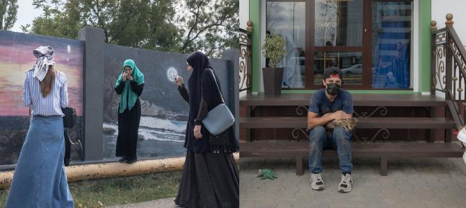 """""""Offen redet selbstverständlich niemand über all das"""" / Fotos © Dmitry Markov für Meduza"""