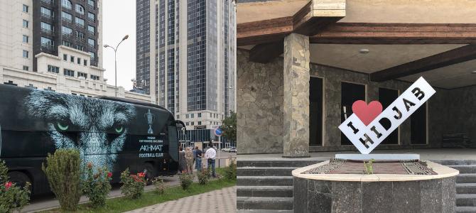 Es ist schwer vorstellbar, was für tiefgreifende Veränderungen der kadyrowsche Terror in Tschetschenien hervorgebracht hat / Fotos © Dmitry Markov für Meduza