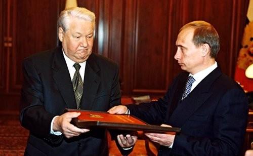 """Der russische Präsident gilt unter Rechtswissenschaftlern als """"Garant der Verfassung"""" / Foto © kremlin.ru"""