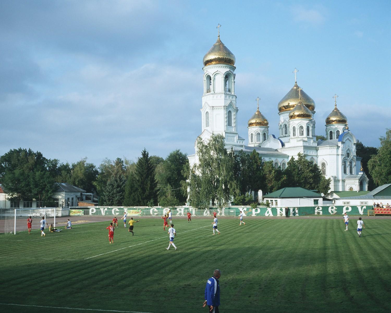 Kurganinsk, Region Krasnodar, 2014 / Foto © Sergej Nowikow