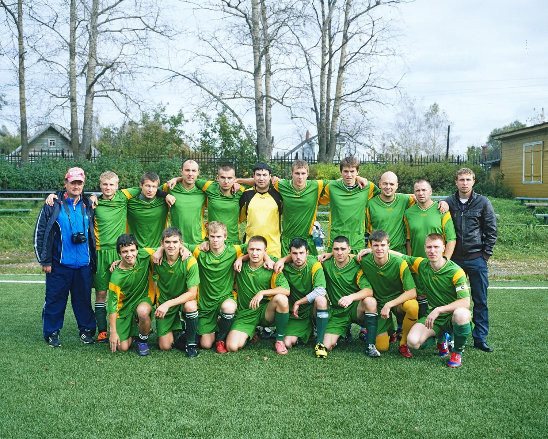 FC Uroshai (dt. Ernte), Mirny, Oblast Twer, 2012 / Foto © Sergej Nowikow