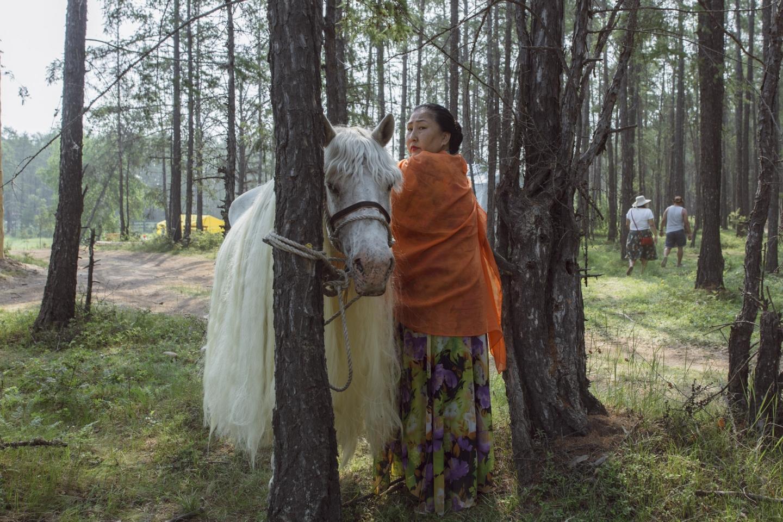 Das Pferd ist für Jakuten ein Symbol für Wohlstand / Foto © Alexej Wassiljew