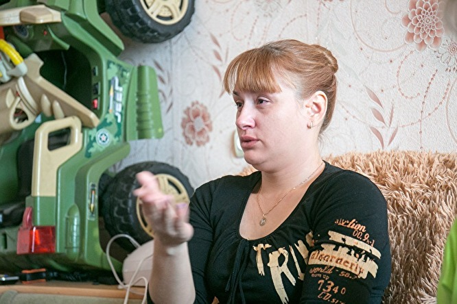 Jelena Matwejewa – Fotos © Jaromir Romanow / Znak