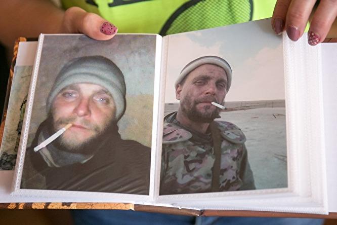 Fotos zeigen Stanislaw Matwejew in Syrien